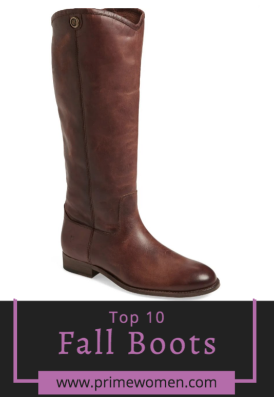Top 10 Fall Boots
