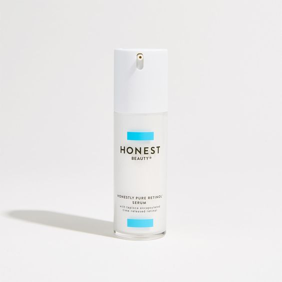 honest pure retinol serum