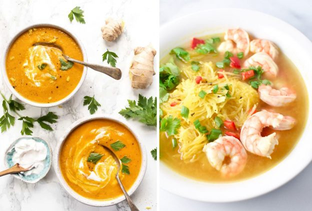 inflammation-fighting soups