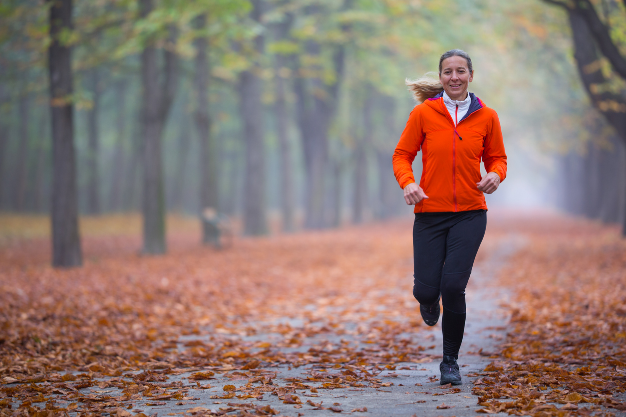 mental benefits of running
