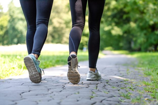 how to increase your walking speed