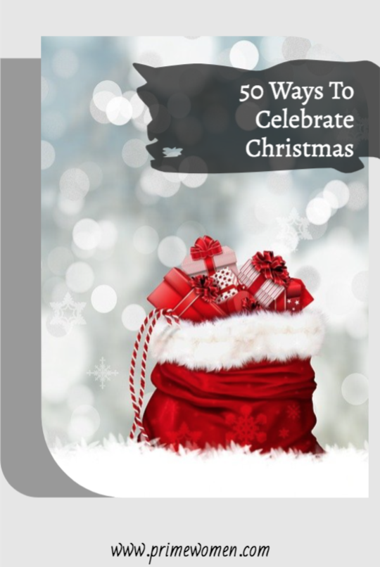 50 Ways to Celebrate Christmas