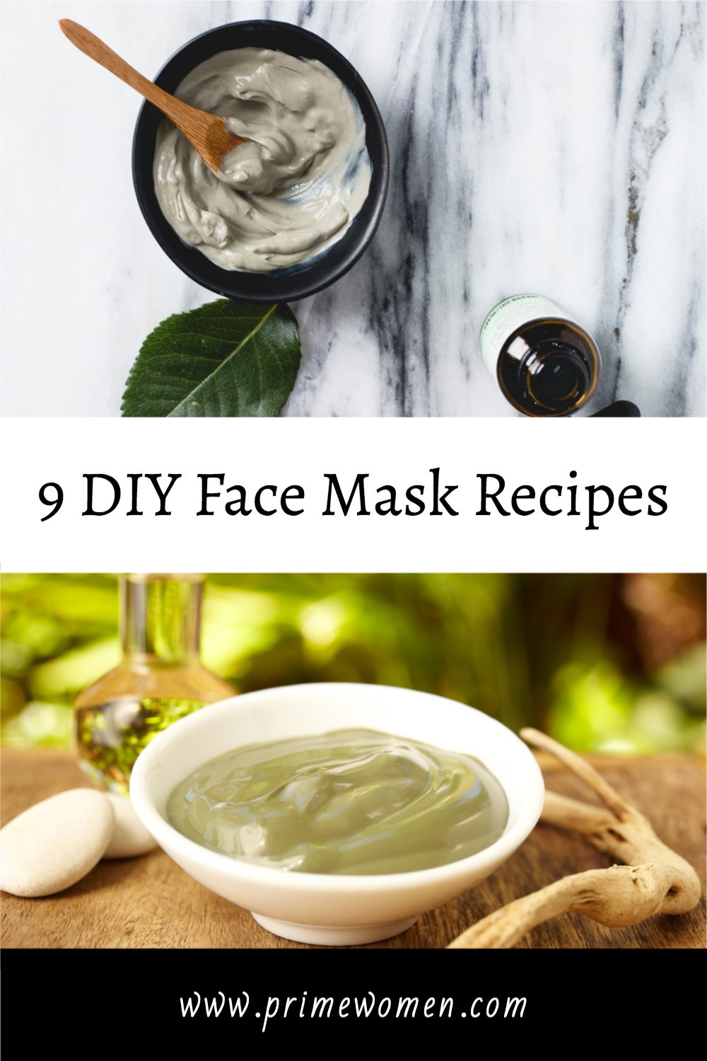 9 DIY Face Mask Recipes