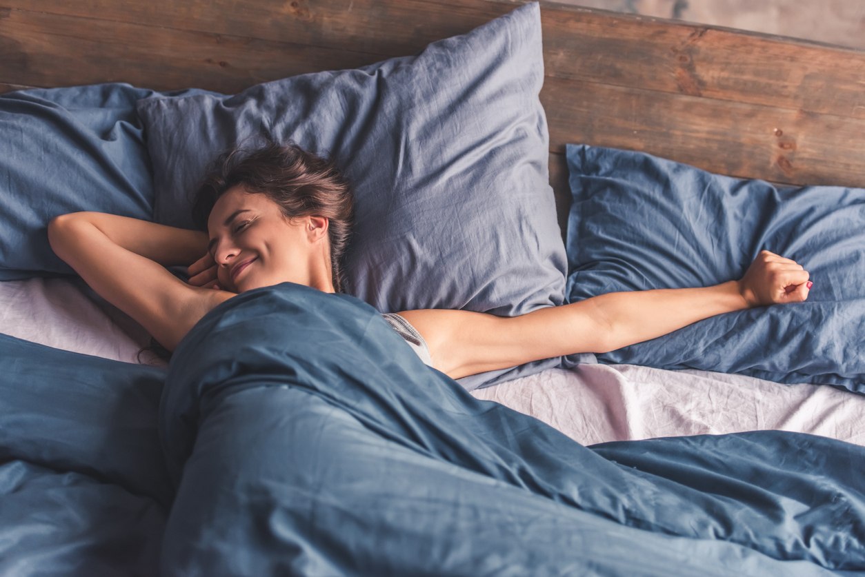 worst sleep position