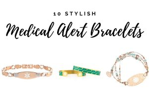 10 Stylish Medical Alert Bracelets