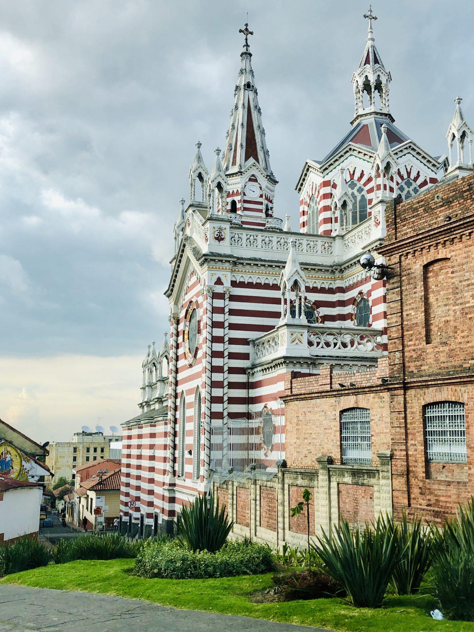 Candy Cane Church Bogota