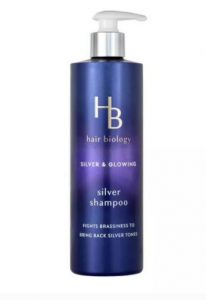 Hair Biology Silver Shampoo, $11.79