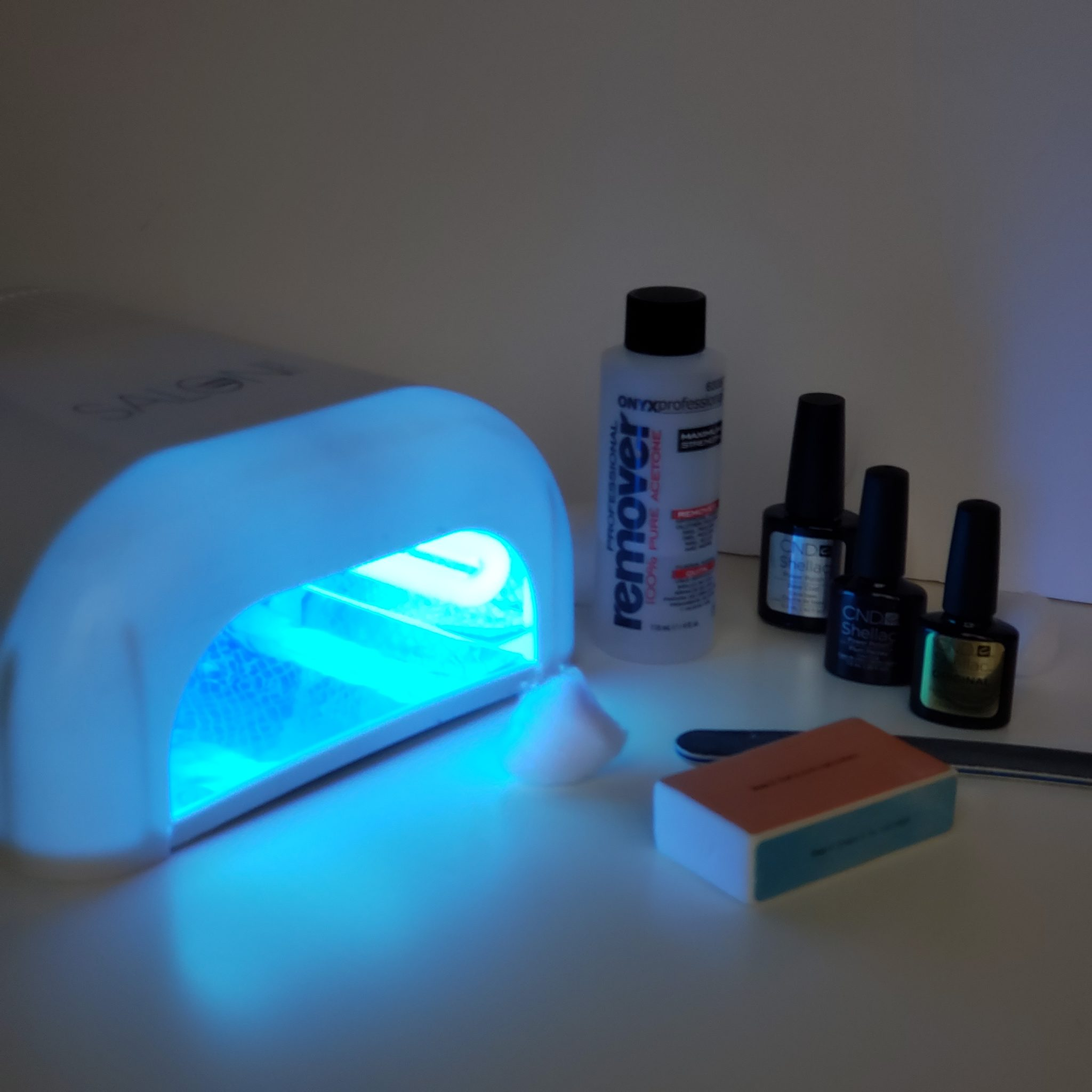 How to do your own gel manicure at home