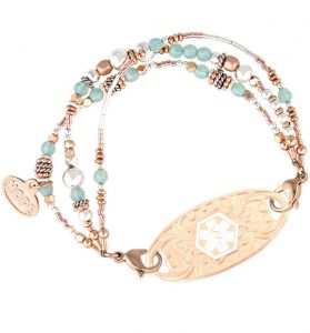 Rhythm & Blues Bracelet, $68.99