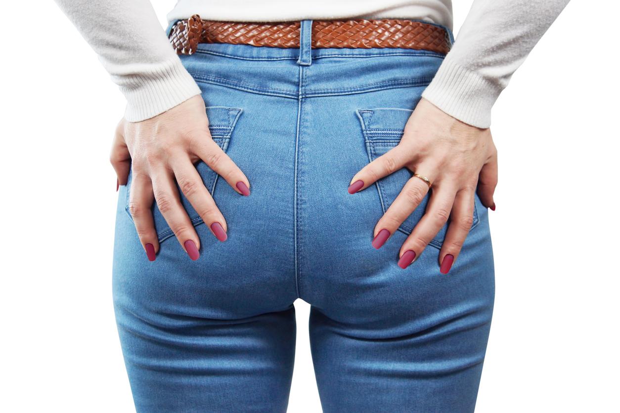 Learn how to get rid of a flat butt aka pancake butt