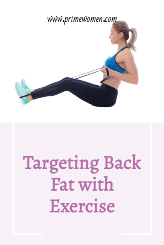 Targeting Back Fat with Exercise
