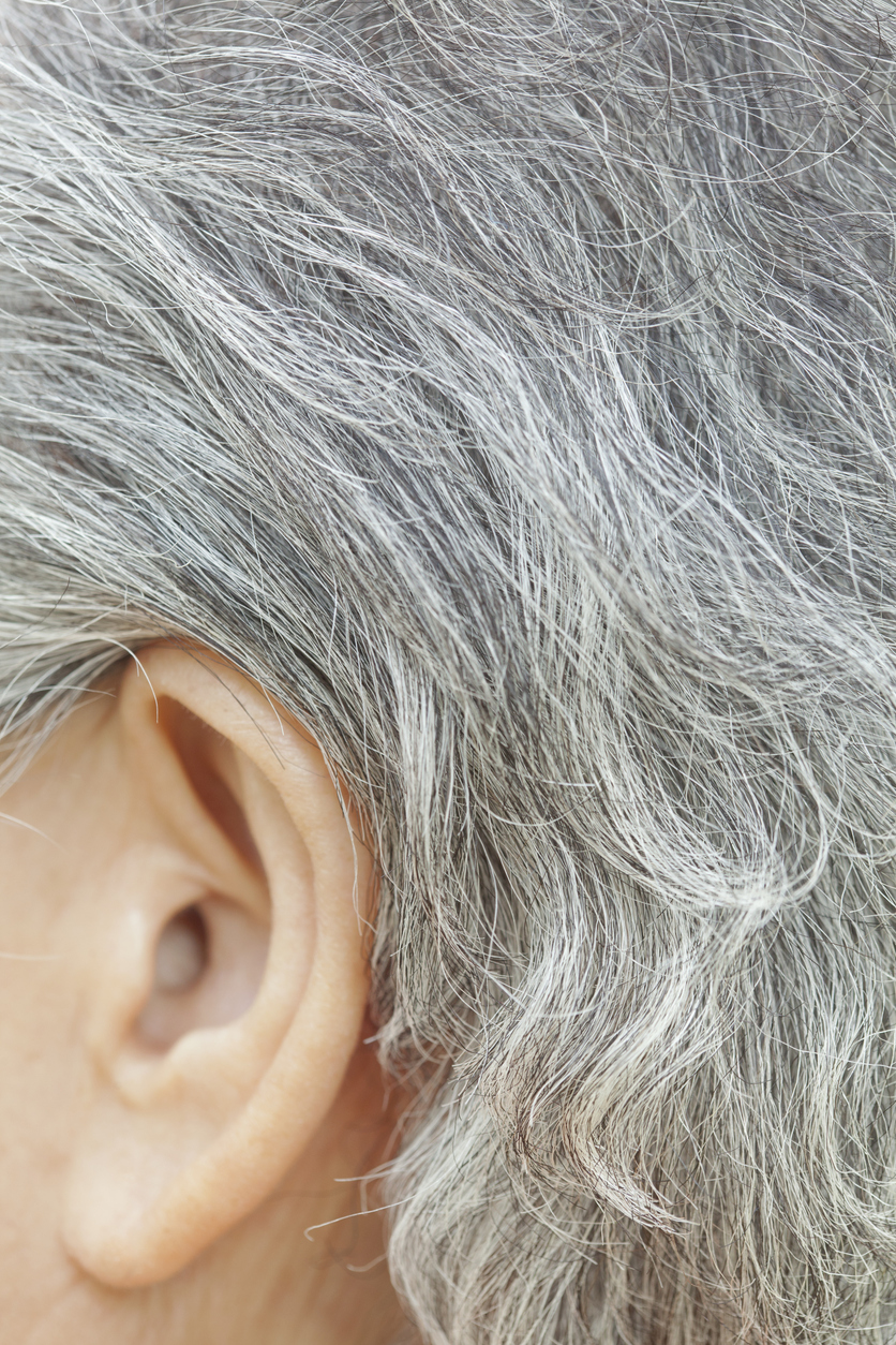 Ways to fix coarse gray hair