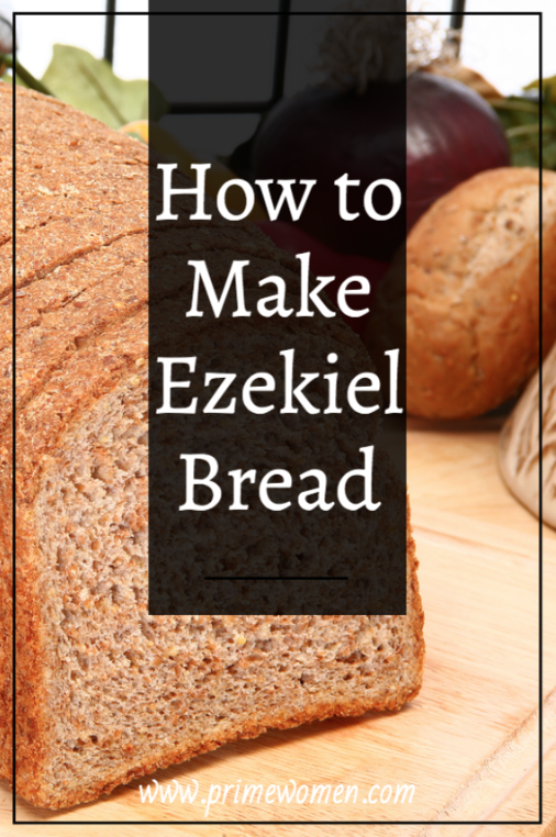 How to Make Ezekiel Bread