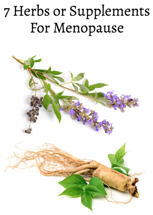 7 Herbs For Menopause