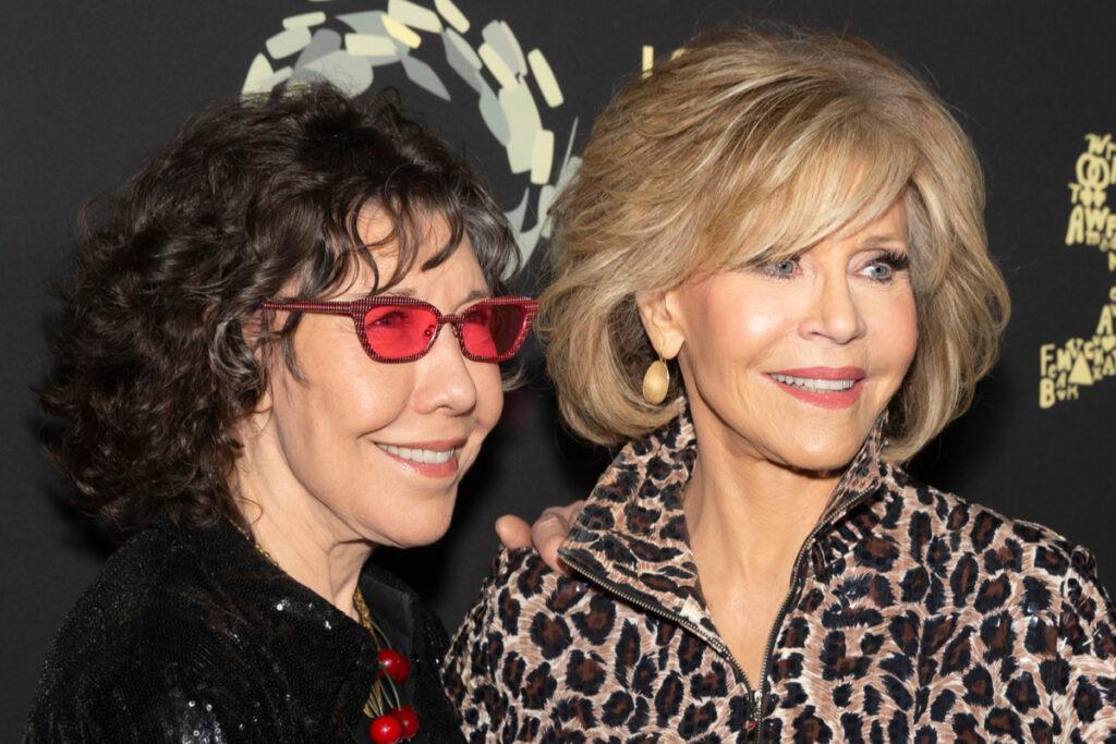 Amazing women in their 80s