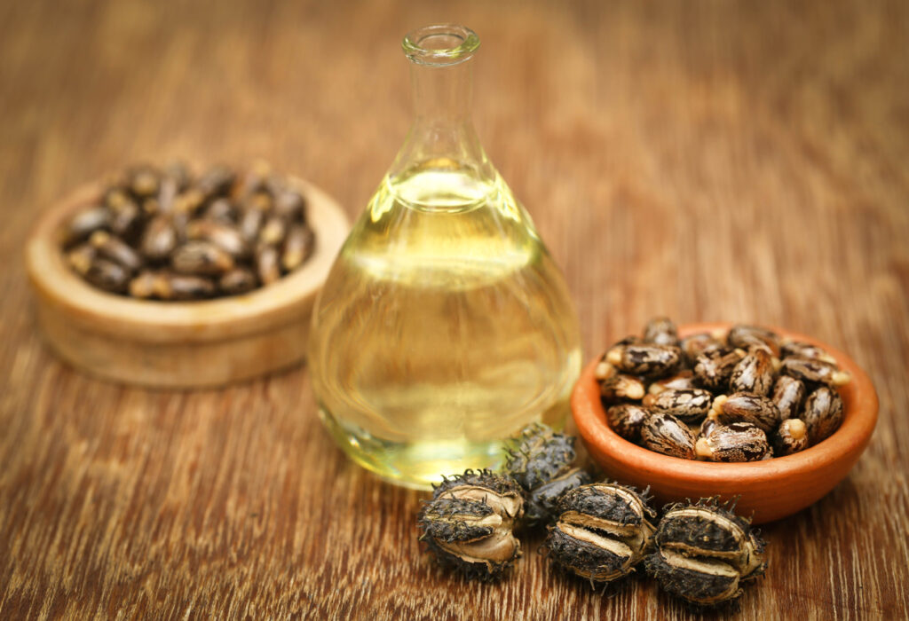 Beauty benefits of Castor Oil