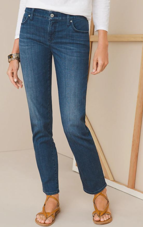 Chico So Slimming Girlfriend Ankle Jeans