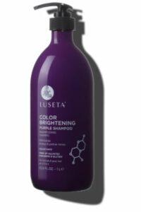 Luseta Color Brightening Color Correction Purple Shampoo, $38
