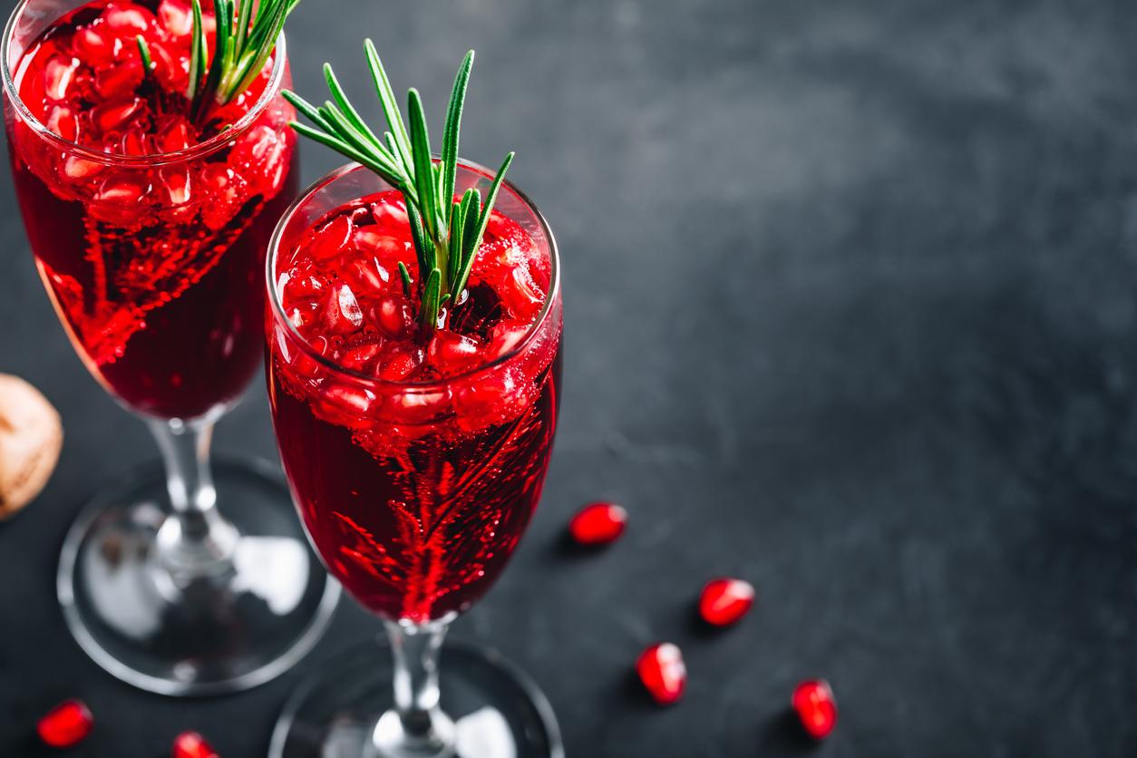 Pomegranate Mimosa Recipe