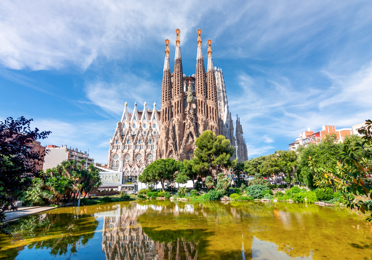 Plan your next trip to Barcelona