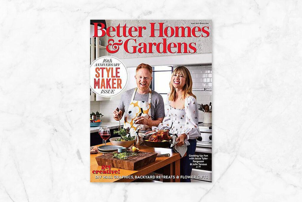 Better Homes and Gardens Magazine - best magazines for women over 50