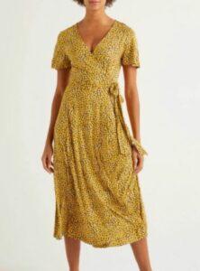 Boden Cassia Jersey Midi Dress