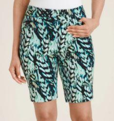 Chicos Brigitte Slim Shorts