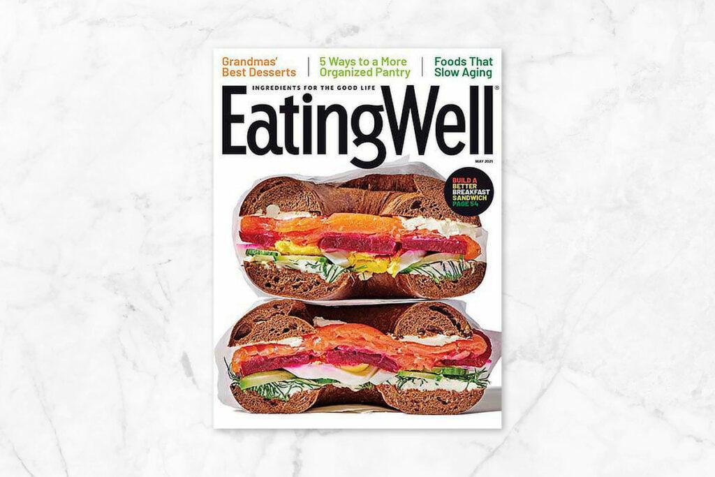 Eating Well Magazine - best magazines for women over 50