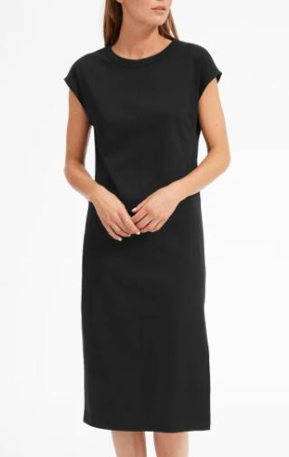 Everlane The Luxe Cotton Dress