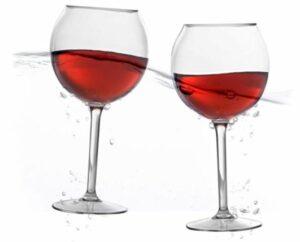 Floating Wine Glasses for Pool