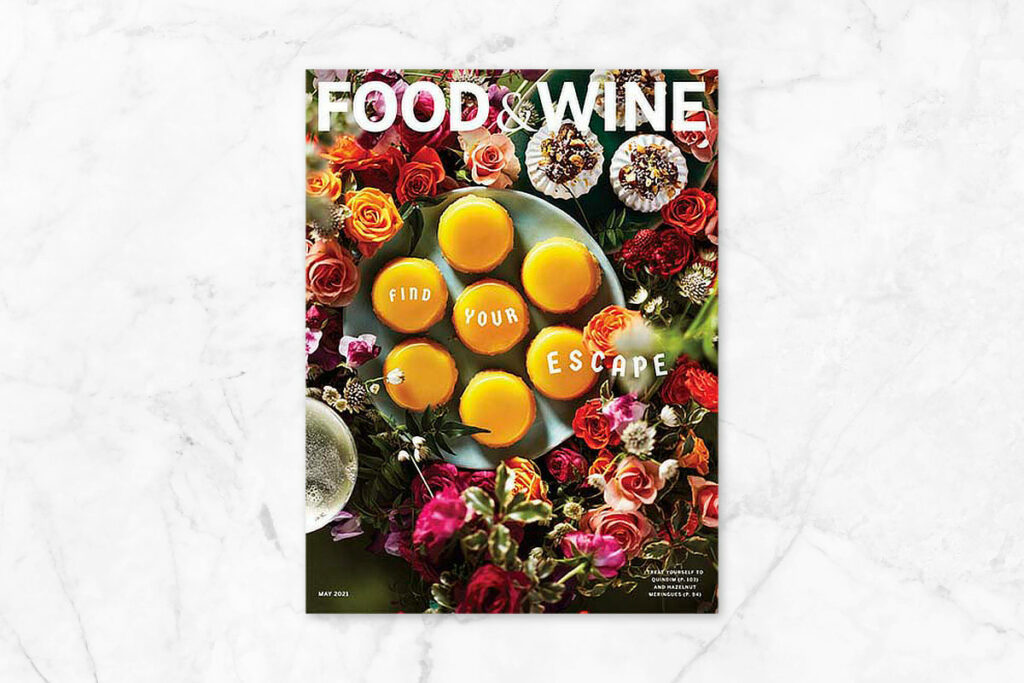 Food and Wine Magazine - best magazines for women over 50