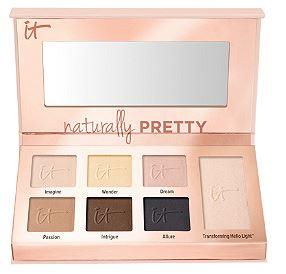 Naturally Pretty Essentials Matte Luxe Transforming Eyeshadow Palette