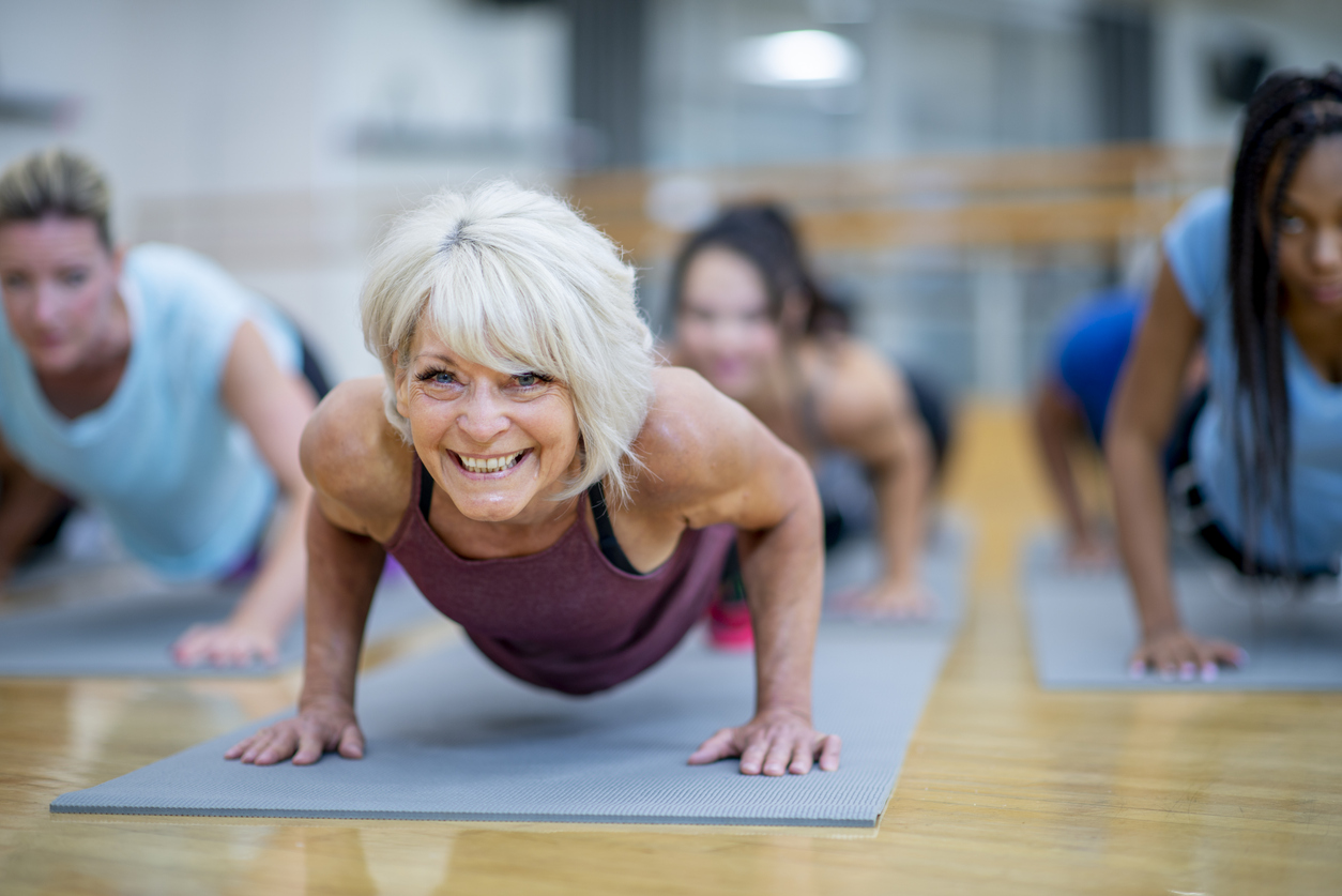 Planks are great exercise for weight loss