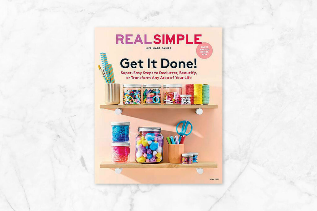 Real Simple Magazine - best magazines for women over 50