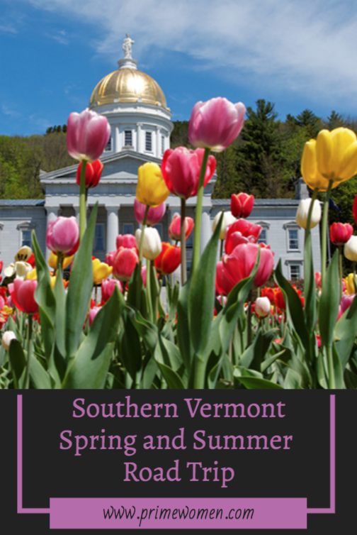 Southern Vermont Road Trip