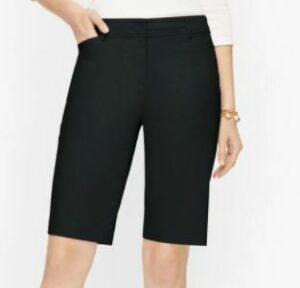 Talbot Black Perfect Shorts