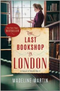 The Last Bookshop in London - by Madeline Martin