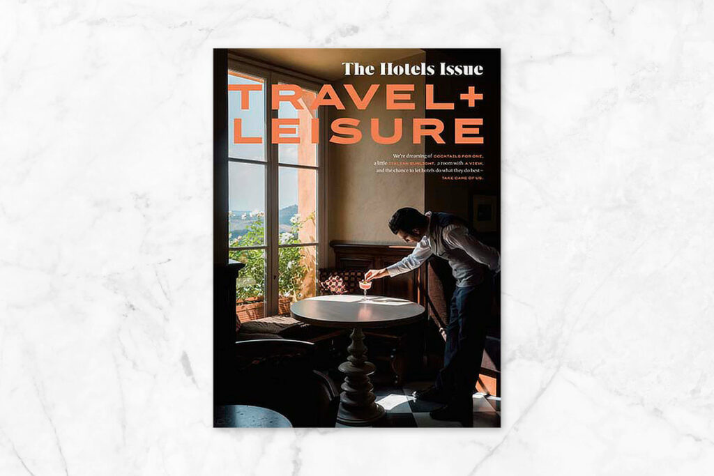 Travel and Leisure Magazine - best magazines for women over 50