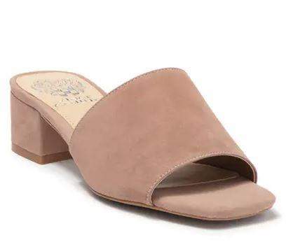 Vince Camuto Jestilian Heel Sandal