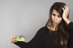 Thinning hair in women happens as we age. Here are some causes and solutions.