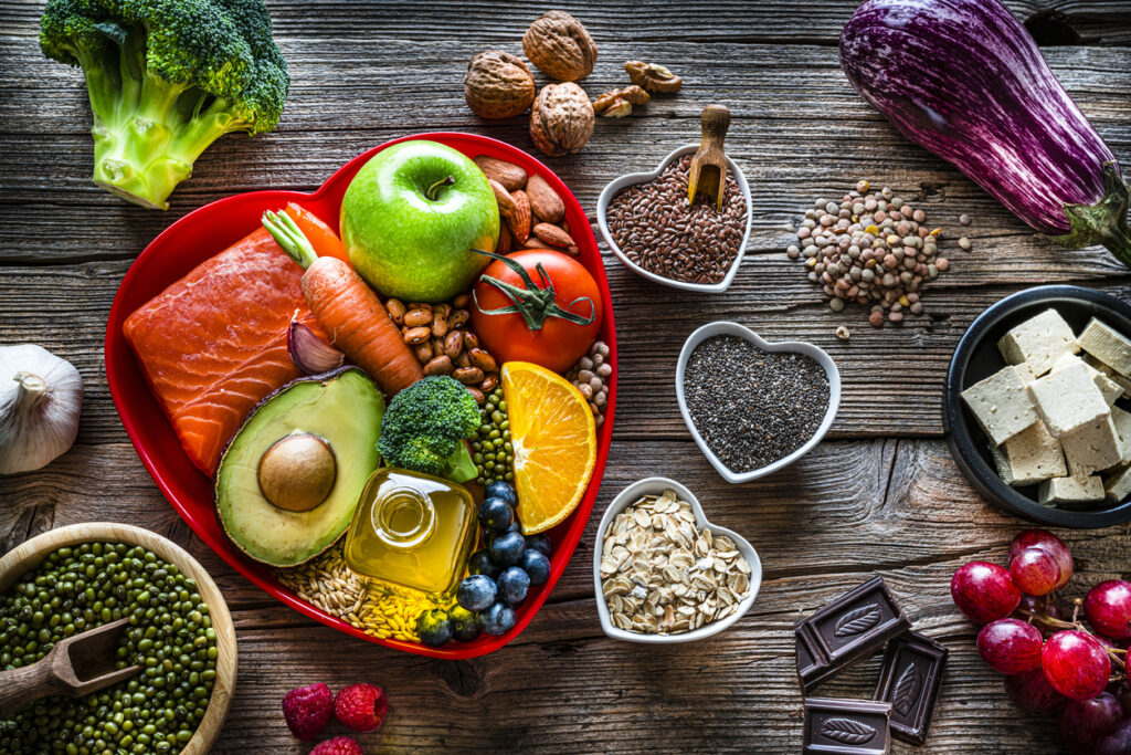 Intermittent fasting - the 16/8 method, and foods that can help lower your cholesterol