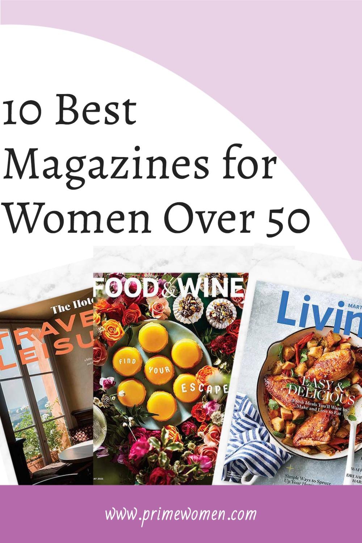 10-Best-Magazines-for-Women-Over-50