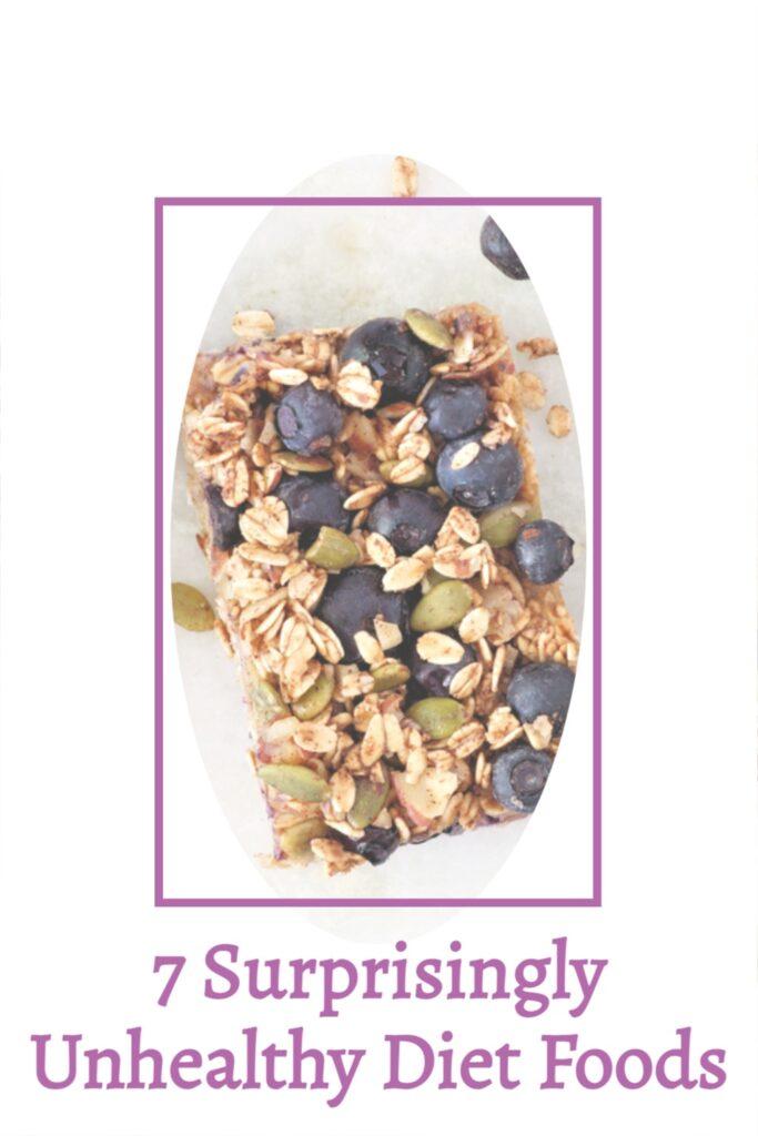 7-Surprisingly-Unhealthy-Diet-Foods