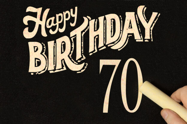 70th birthday gift guide