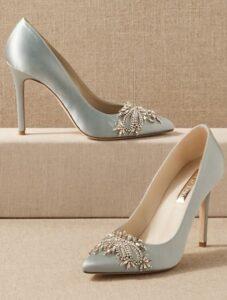 BHLDN Freya Rose Celina Heels