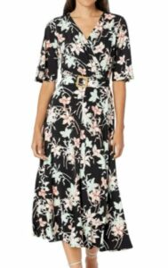 Chaus Women's Fit and Flare Dress