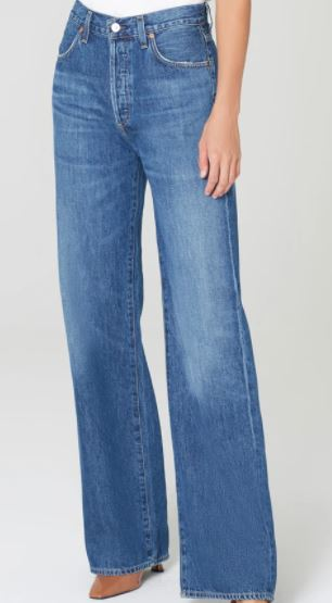 Citizens Of Humanity Annina Trouser Jean In Blue Rose to look thinner