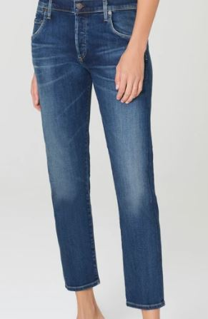 Citizens Of Humanity Emerson Slim Fit Boyfriend Jeans to look thinner