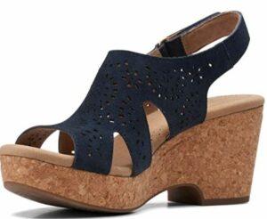 Clarks Women's Giselle Bay Wedge Sandal