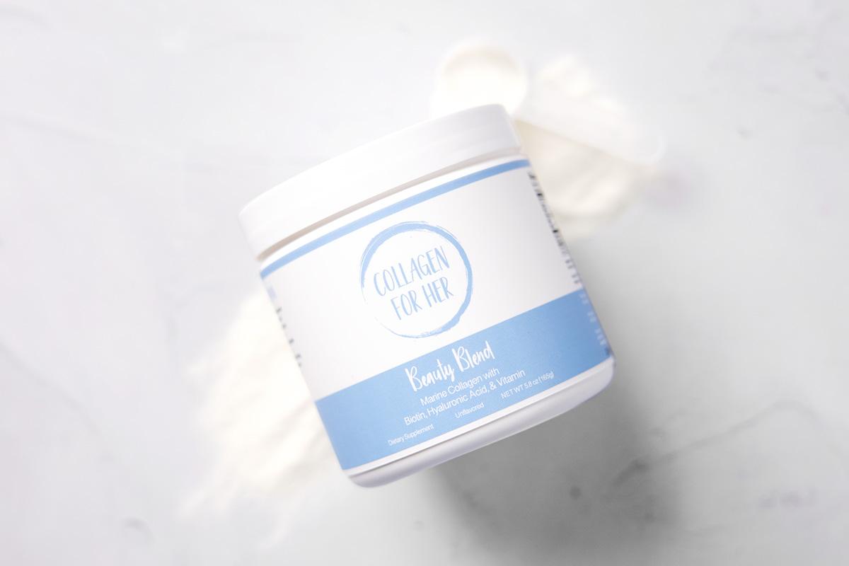 Collagen for her best supplement for thin hair